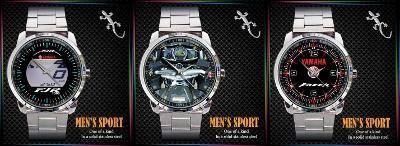 Yamaha FJR1300 Speedometer / Fazer / - hodinky nerezová ocel