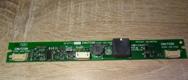 LCD Inventor Inventer E171781 qf87v2 85756 79a-l15