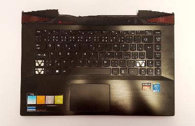 Palmrest + touchpad +klávesnice Lenovo Y40-80 vada