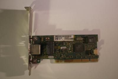 Síťová karta 3COM 82D3DA43