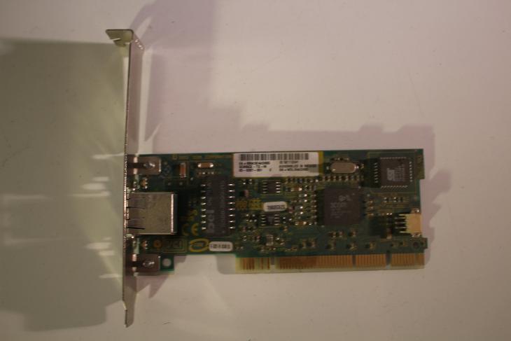 Síťová karta 3COM 82D3DA43 - PC komponenty
