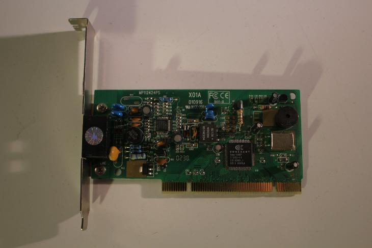 Interní faxmodem Connexant PF-X01A-20 - PC komponenty