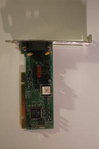 Interní faxmodem Well PCI56-SC