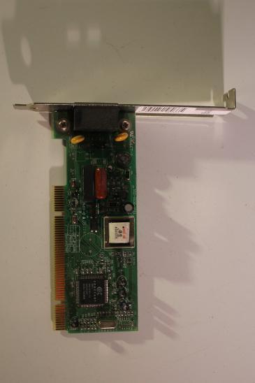 Interní faxmodem Well PCI56-SC - PC komponenty