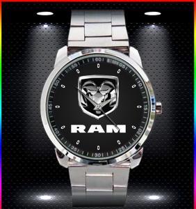 DODGE RAM - hodinky nerezová ocel