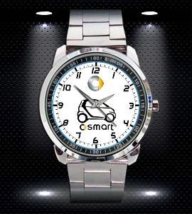 SMART - hodinky nerezová ocel