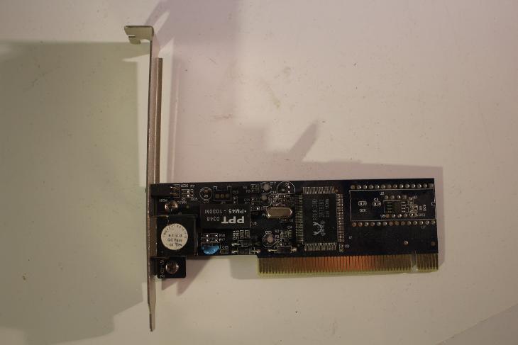 Síťová karta Realtec RTL8139D - PC komponenty