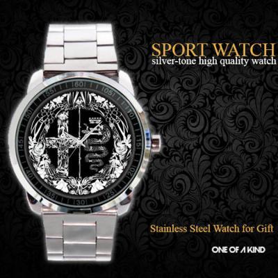 Artistic Alfa Romeo Sport - hodinky nerezová oce