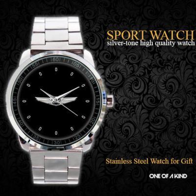 Genesis Car Logo Sport - hodinky nerezová ocel