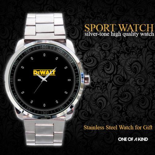 DeWalt Manufacturing - hodinky nerezová ocel - Módní doplňky