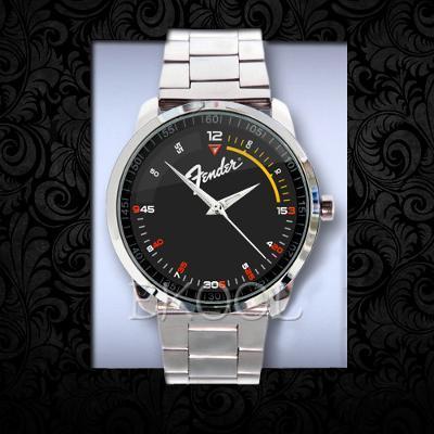 Fender - hodinky nerezová ocel