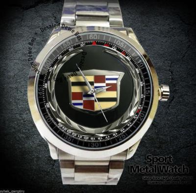 Cadillac - hodinky nerezová ocel