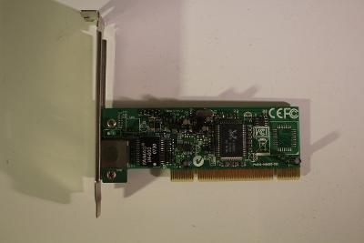 Síťová karta Realtec RTL 8169SC