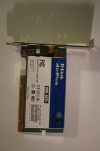 Síťová karta D-Link DWL-520+
