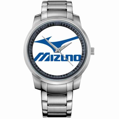 MIZUNO LOGO Sport - hodinky nerezová ocel