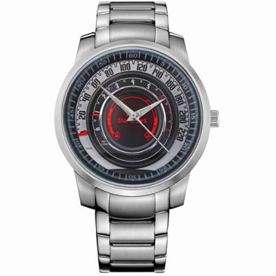 FIAT 500 SPEEDOMETER - hodinky nerezová ocel