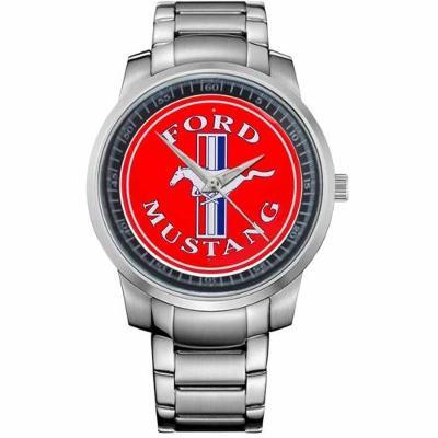 ea67e839da4 Ford Mustang GT Hot Rare - hodinky nerezová ocel
