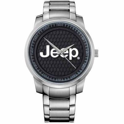 JEEP - hodinky nerezová ocel
