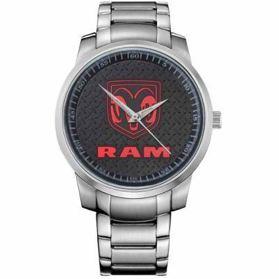 DODGE RAM LOGO - hodinky nerezová ocel