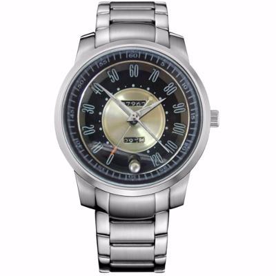 BUICK SPEEDOMETER - hodinky nerezová ocel