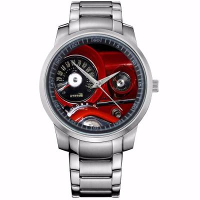 CHEVROLET IMPALA INSTRUMENT- hodinky nerezová oc
