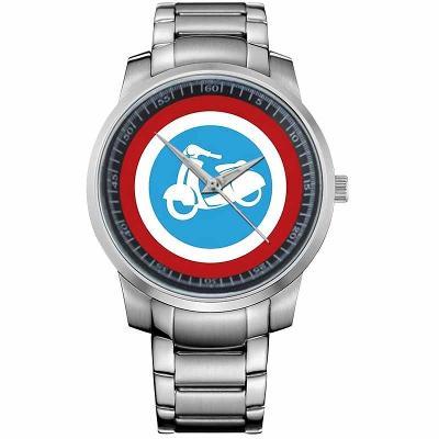 VESPA GTS - hodinky nerezová ocel