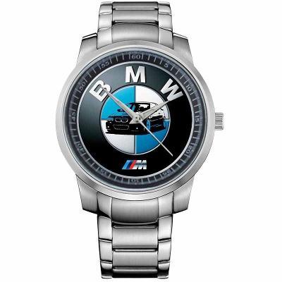 BMW LOGO Sport - hodinky nerezová ocel