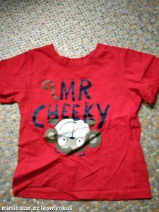 tričko Rebel vel.98