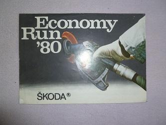Prospekt -dvojlist economy run 80