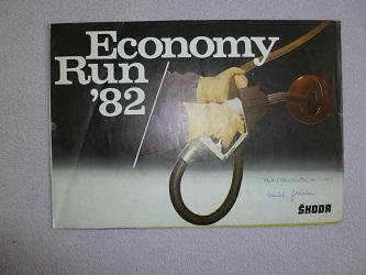 Prospekt -dvojlist economy run 82