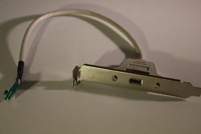 FireWire slot pro základní desku