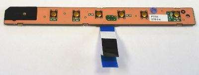 Funkční lišta PTT50SW z FS Amilo Pa2548