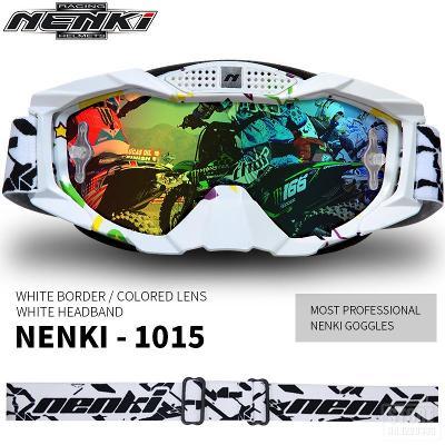 Motocyklové brýle MX NENKI 1015