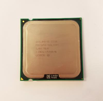 Procesor Intel Pentium Dual Core E2200 - SLA8X