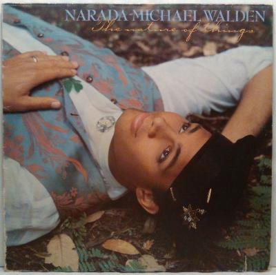 LP Narada Michael Walden - The Nature Of Things EX