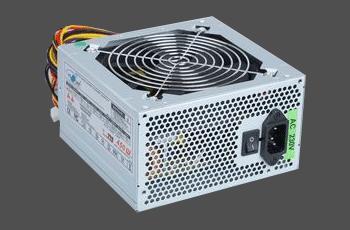 Zdroje  450W, ATX, 12cm fan, záruka
