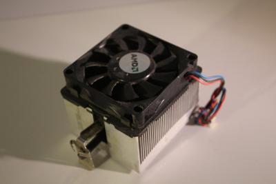 Chladič CPU AM2