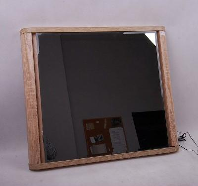 Zrcadlo s diodovým osvětlením II.j. (5494)