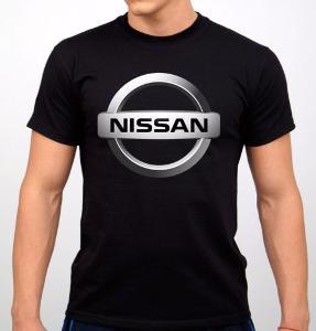 Nissan Logo - pánské tričko S-XXL