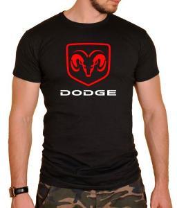 Dodge Logo - pánské tričko S-XXL