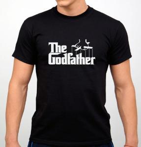 The Godfather Mafia - pánské tričko S-XXL