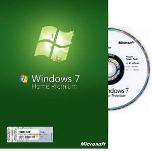 WINDOWS 7 HOME PREM 64BIT (ORIGINÁL DVD + ŠTÍTEK COA)