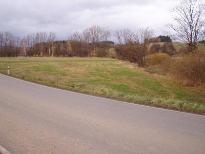 Pozemek Telč (Vysočina),rozloha :8262 m2
