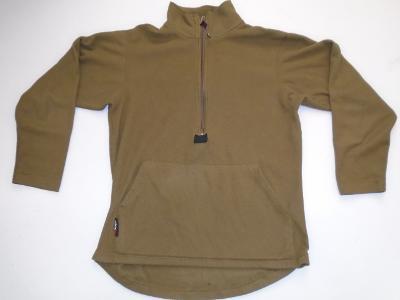 436f47085e6d Francouzská vojenská fleece mikina maskáčová
