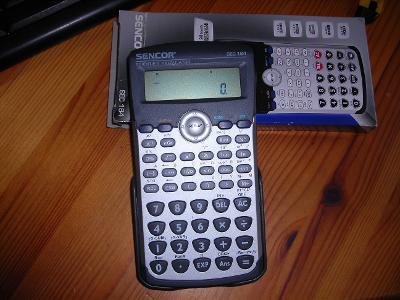 Kalkulačka, kalkulátor SENCOR SEC 184