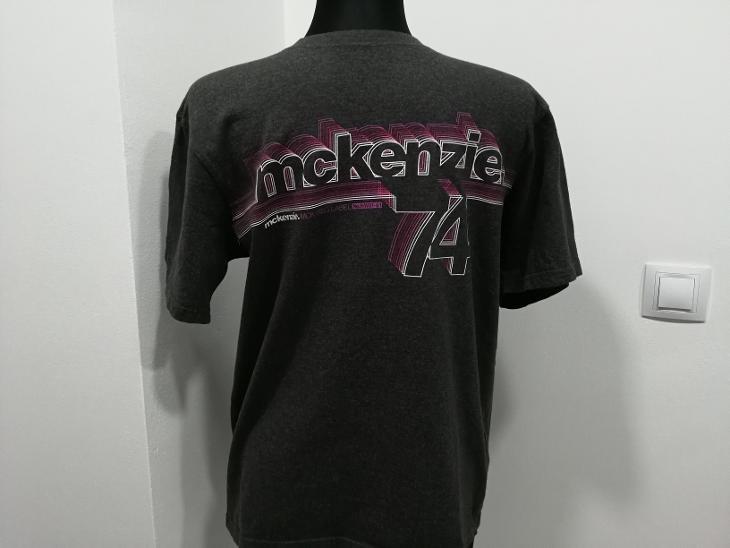 Luxusní pánské tričko mckenzie vel. M  d299a35d05