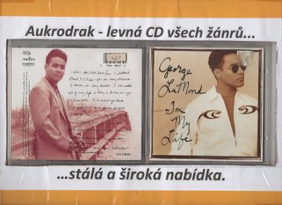 CD/George Lamond-In My Life
