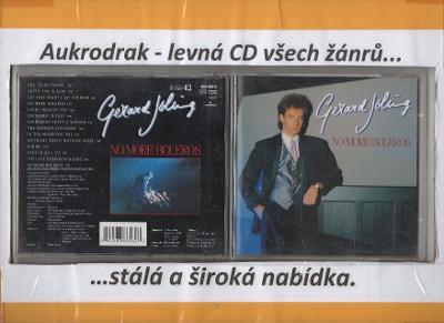 CD/Gerard Joling-No More Boleros