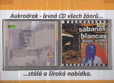 CD/Gerardo Alfonso-Sábanas Blancas
