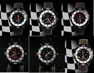 c046d702164 Sportovní pánské hodinky Grand Touring 6 barev